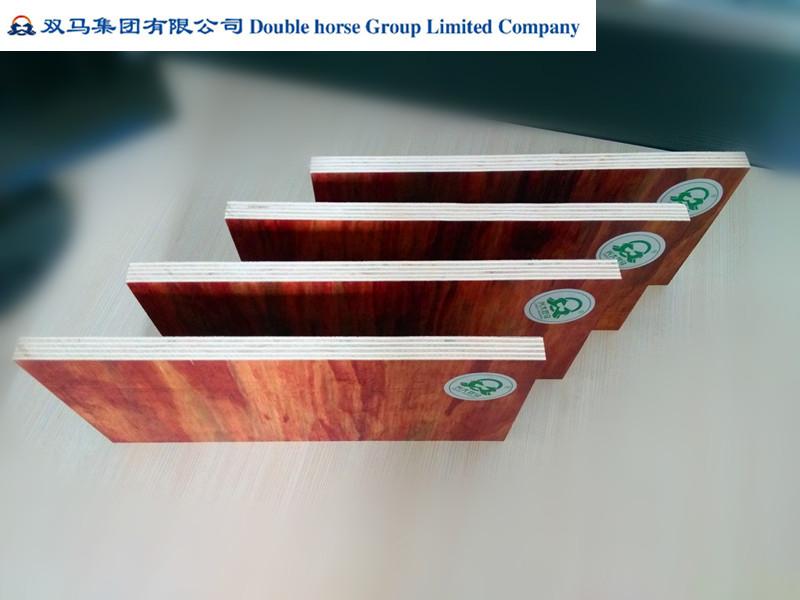 双马木业:建筑模板质量有保证