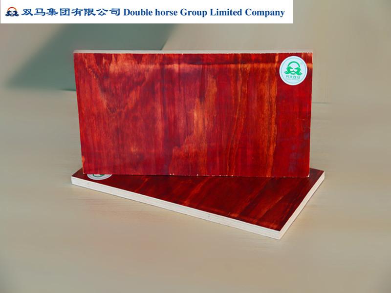 双马木业:建筑模板的4大性能