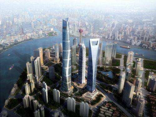 上海环球金融中心使用双马建筑模板12万张