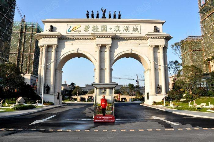 杭州碧桂园使用双马建筑模板2万张
