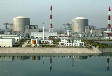 连云港田湾核电站使用双马建筑模板4万张